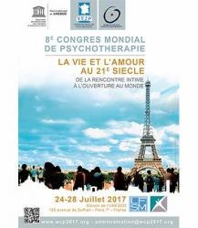 8è Congrès Mondial de Psychothérapie