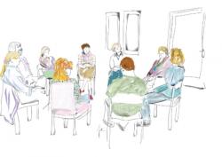 Psychothérapie dans l'Approche centrée sur la personne (Carl Rogers)